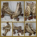 Sexy Leopard Lady Skates